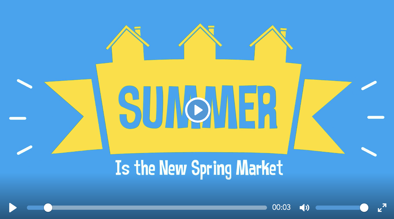 Summer is the new Spring Market!